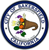 Seal of Bakersfield
