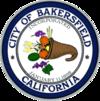 Seal of Bakersfield